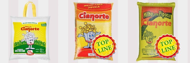 Pipoca Cianorte
