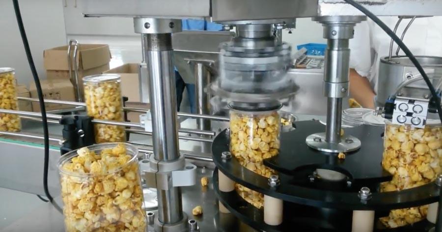 Máquinas de Pipoca Profissionais Industriais